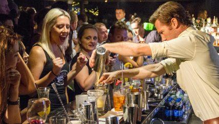 cocktail making classes Las Vegas
